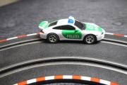 Carrera Polizeiauto mit