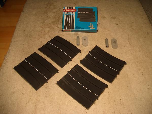 carrera universal 132 50529 schienen uni slotcar slot. Black Bedroom Furniture Sets. Home Design Ideas