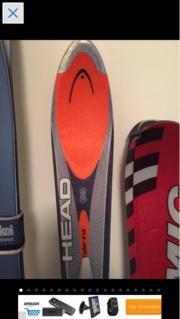 Carving Ski Head