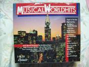 CD Musical Worldhits,