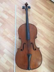 Cello Alt Antik