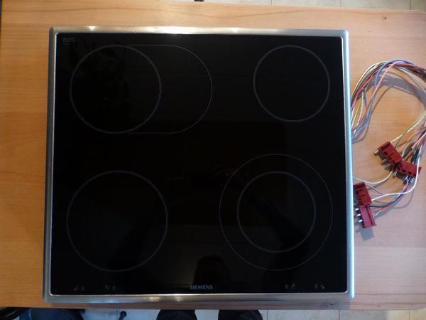 cerankochfeld siemens ea 645 gn 11 ht 5 ek 60 e in wendelstein k chenherde grill. Black Bedroom Furniture Sets. Home Design Ideas