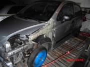 Chevrolet Matiz Baujahr