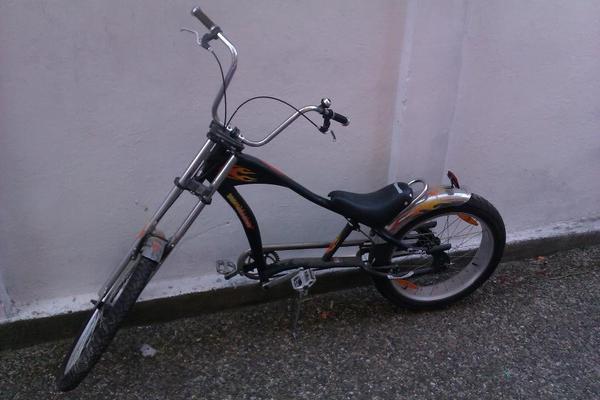 chopper fahrrad neu und gebraucht kaufen bei. Black Bedroom Furniture Sets. Home Design Ideas