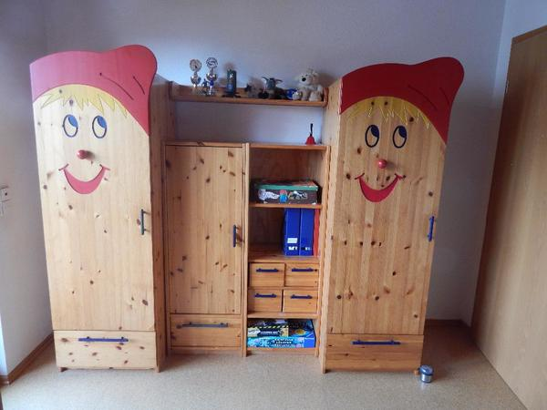 kinderzimmer komplett gebraucht kaufen nur 4 st bis 60. Black Bedroom Furniture Sets. Home Design Ideas