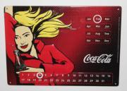Coca Cola - Blechschild -