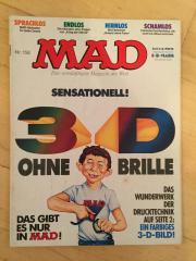 Comic MAD Sammlung