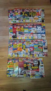 Computer Bild Zeitschriften.
