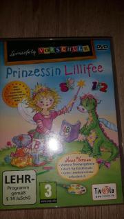 Computerspiel Prinzessin Lillifee