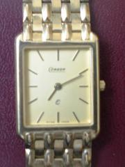 Condor Gold Uhr