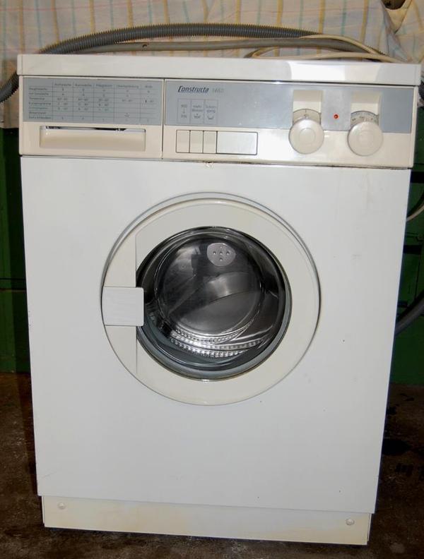 constructa waschmaschine 5 kg in m lheim an der ruhr. Black Bedroom Furniture Sets. Home Design Ideas