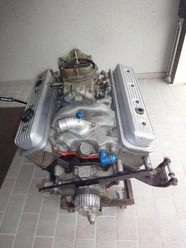 corvette c2 motor in eschborn us automobile teile kaufen. Black Bedroom Furniture Sets. Home Design Ideas