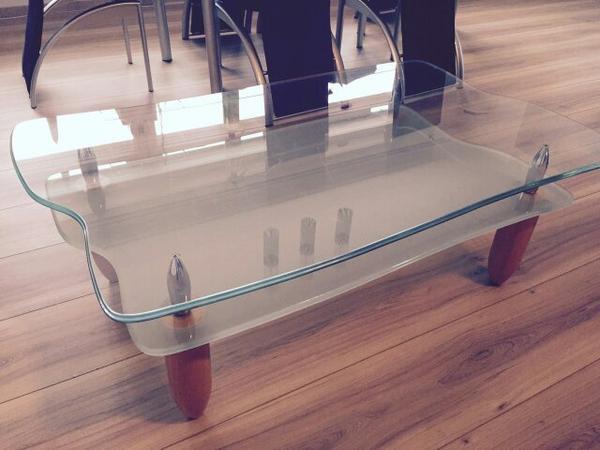 glastisch couch neu und gebraucht kaufen bei. Black Bedroom Furniture Sets. Home Design Ideas