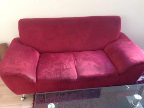 couch glastisch und teppich von esprit in mannheim polster sessel couch kaufen und. Black Bedroom Furniture Sets. Home Design Ideas