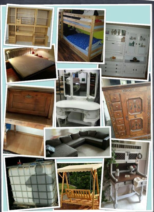 couch tisch bett schrank lieferung transport g nstig in kaiserslautern schr nke sonstige. Black Bedroom Furniture Sets. Home Design Ideas