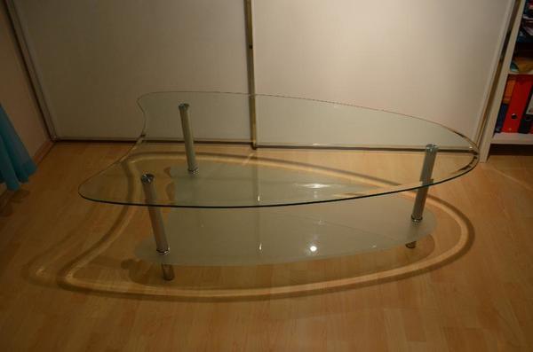 couchtisch glas gebraucht kaufen nur 2 st bis 75 g nstiger. Black Bedroom Furniture Sets. Home Design Ideas