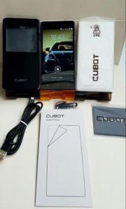 Cubot s208 Schwarz