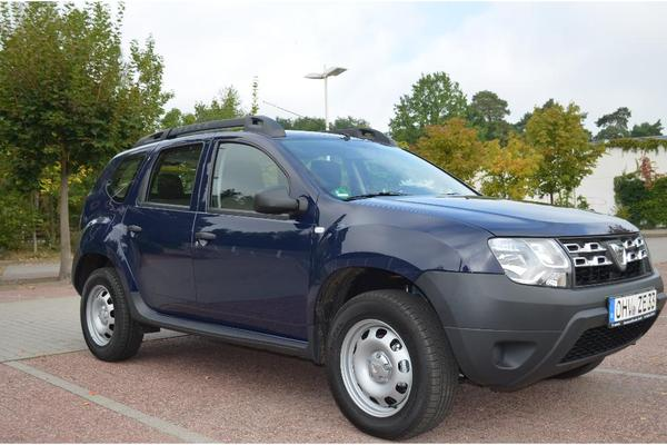 used dacia duster ice dci 90 4x2 neuw kombilimosine at 15 170. Black Bedroom Furniture Sets. Home Design Ideas