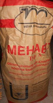 Dämmschüttung MEHABIT gebunden