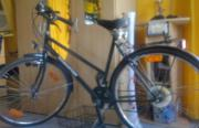 damen / herren fahrrad