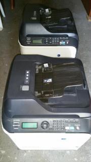 Defekt! 2 Drucker Konica Minolta 4690 MF Magicolor 2 identische Drucker zum Reparieren oder Ausschlachten. Laser- Farb-Drucker, Scanner, Fax Kombigerät. Alle Teile enthalten, tlw. aber defekt oder ... 50,- D-76646Bruchsal Heute, 16:18 Uhr, Bruchsal - Defekt! 2 Drucker Konica Minolta 4690 MF Magicolor 2 identische Drucker zum Reparieren oder Ausschlachten. Laser- Farb-Drucker, Scanner, Fax Kombigerät. Alle Teile enthalten, tlw. aber defekt oder