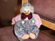 Deko Clownfigur
