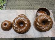 Dekobackformen aus Ton