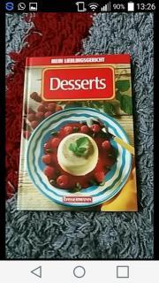 Desserts/Nachtisch Rezept