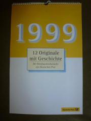 Deutsche Post Briefmarkenkalender