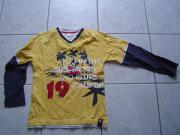 Disney C&A Longleeve Lagenlook Gr. 140 Mickey Maus Shirt gebraucht kaufen  Chemnitz