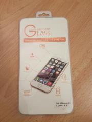 Displayfolie Glas iPhone