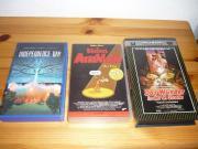 """DIVERSE; original Video(VHS) Kaufkassetten DIVERSE; original Video(VHS) Kaufkassetten; je 1,00 Euro: - kleines Ar...loch \""""Der Film\""""; - Das Wunder in der 8. Straße; - Independance Day 1,- D-28357Bremen Borgfeld Heute, 08:00 Uhr, Bremen Borgfeld - DIVERSE; original Video(VHS) Kaufkassetten DIVERSE; original Video(VHS) Kaufkassetten; je 1,00 Euro: - kleines Ar...loch """"Der Film""""; - Das Wunder in der 8. Straße; - Independance Day"""