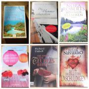 Diverse Taschenbücher, verschiedene