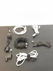 diverse Telefonkabel, ISDN-