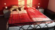 Doppelbett 180x200, aus