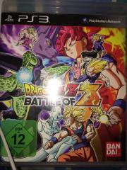 Dragonball Z Battle