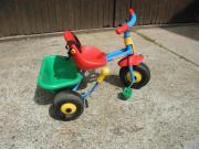 Dreirad, größenverstellbar und