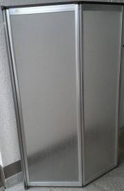 Duschwand für Badewanne /