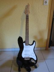 E-Gitarre für