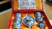 Echtes Chinaporzellan Teeservice