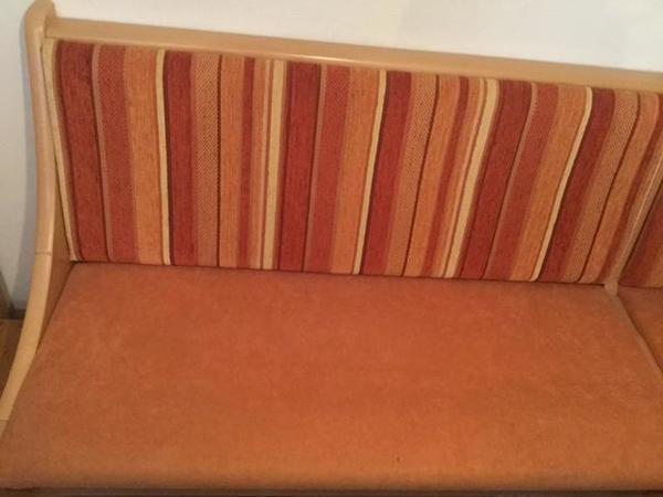 eckbank holz kaufen gebraucht und g nstig. Black Bedroom Furniture Sets. Home Design Ideas