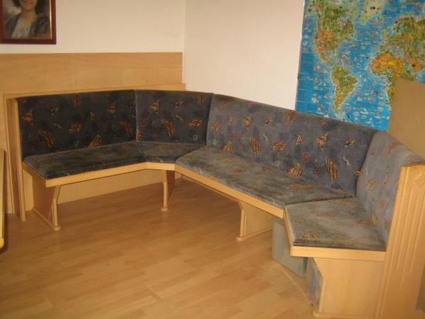 eckbank in feldkirch speisezimmer essecken kaufen und verkaufen ber private kleinanzeigen. Black Bedroom Furniture Sets. Home Design Ideas