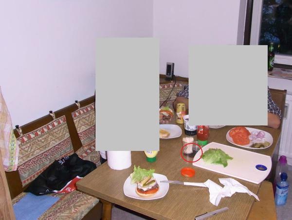 eckbank und tisch in m nchen speisezimmer essecken kaufen und verkaufen ber private. Black Bedroom Furniture Sets. Home Design Ideas