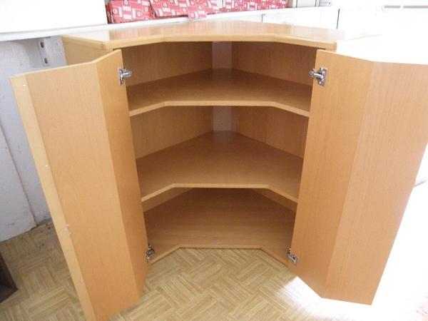 eckschrank buche neu und gebraucht kaufen bei. Black Bedroom Furniture Sets. Home Design Ideas