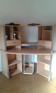 eckschreibtisch aufbau gewerbe business gebraucht kaufen. Black Bedroom Furniture Sets. Home Design Ideas