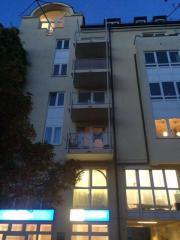 Ein Zimmer Appartement