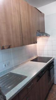 Einbauküche mit Spülmaschine,