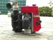 Einhell - Benzinmotorpumpe