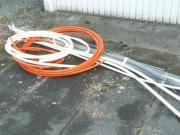 Elektriker Leerrohre Elektro