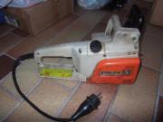 elektrische kettensäge E14 (
